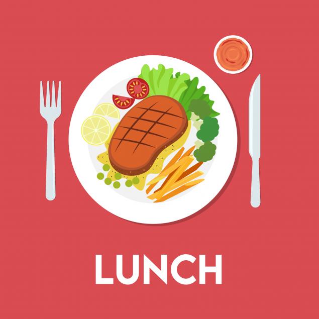 Thursday : Lunch