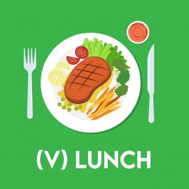 Monday : Vegetarian Lunch