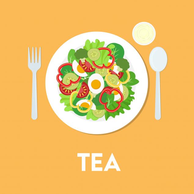 Monday : Tea